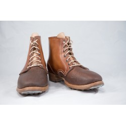 M43 German low boots