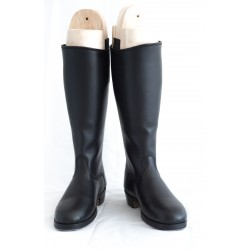 German officers riding boots - field version